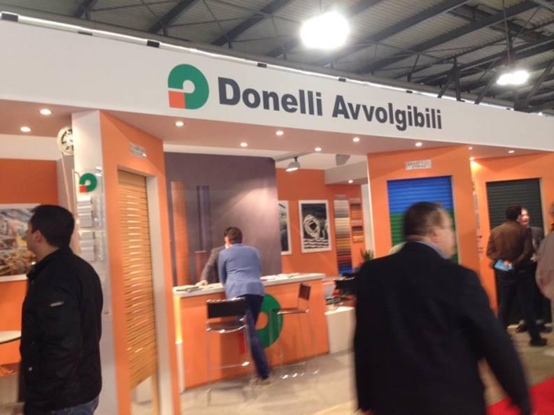 In giro per made expo 2017 falegnameria for Donelli avvolgibili